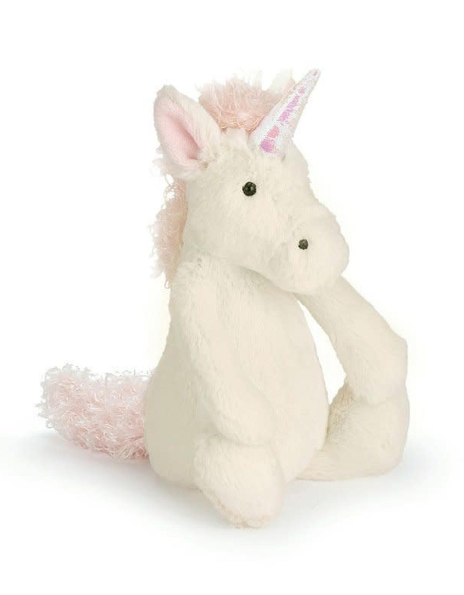 Jellycat Bashful Unicorn, Small