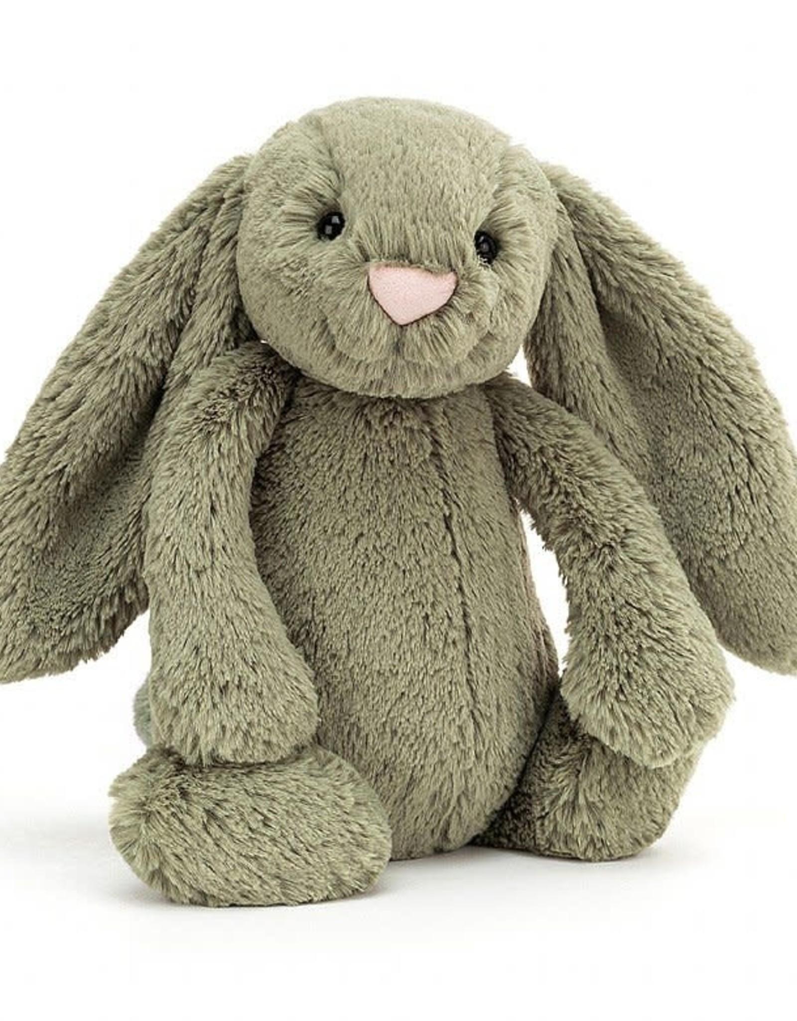 Jellycat Bashful Fern Bunny, Medium