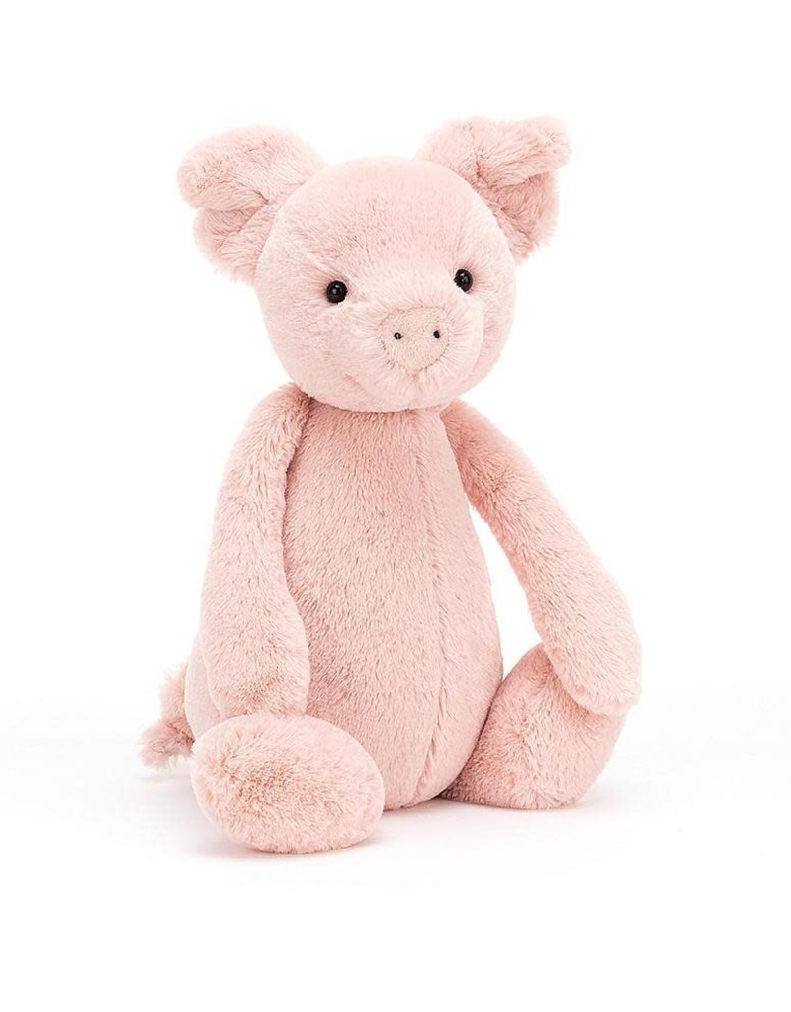 Jellycat Bashful Pig, Medium