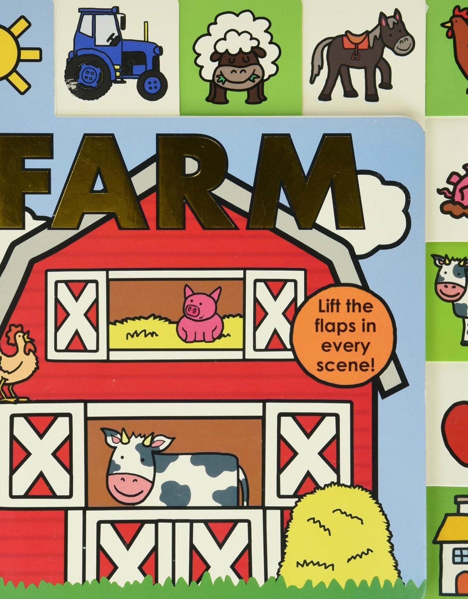 Lift the Flap Tab: Farm
