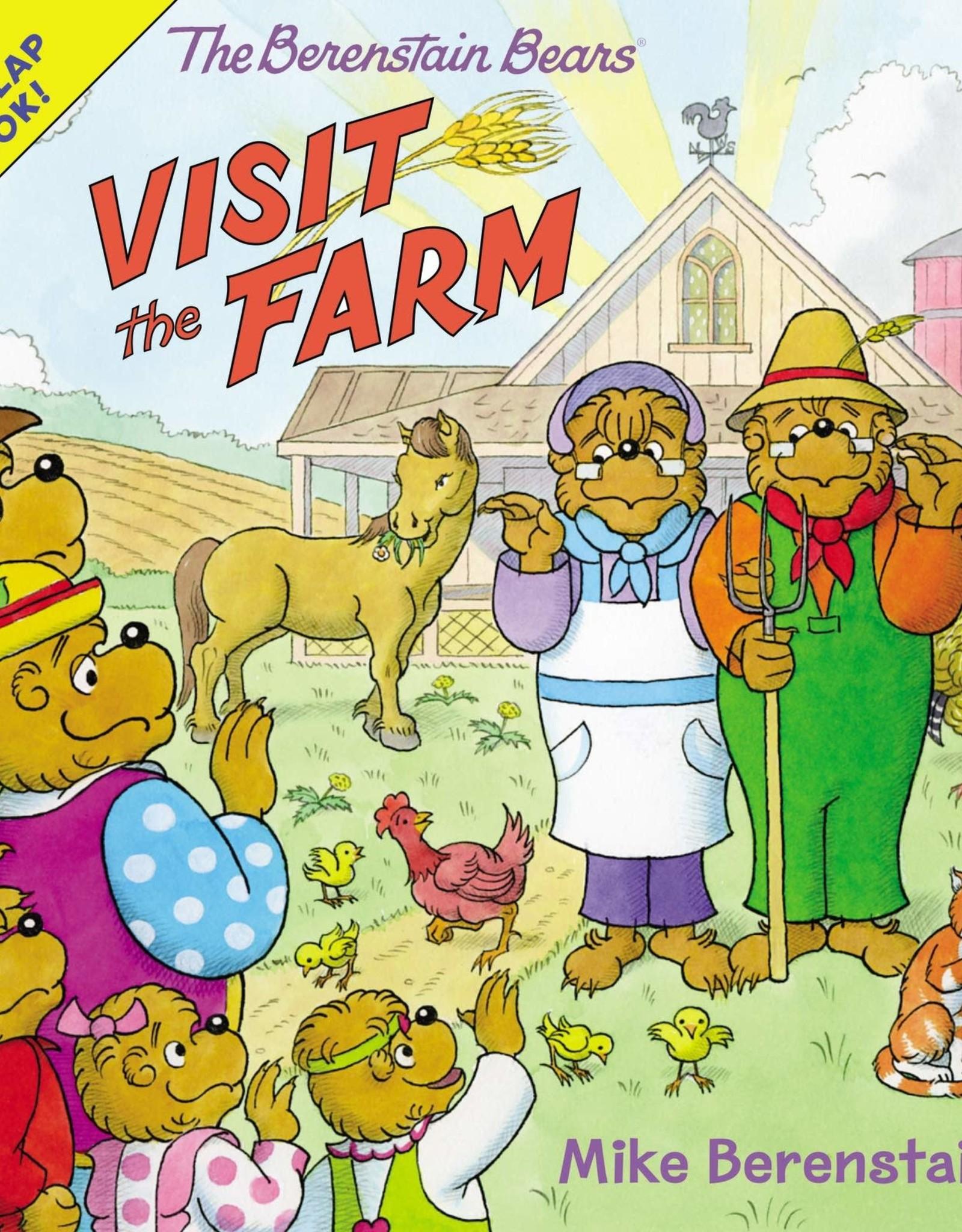 Berenstain Bears Visit the Farm
