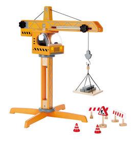 Hape Toys Crane Lift
