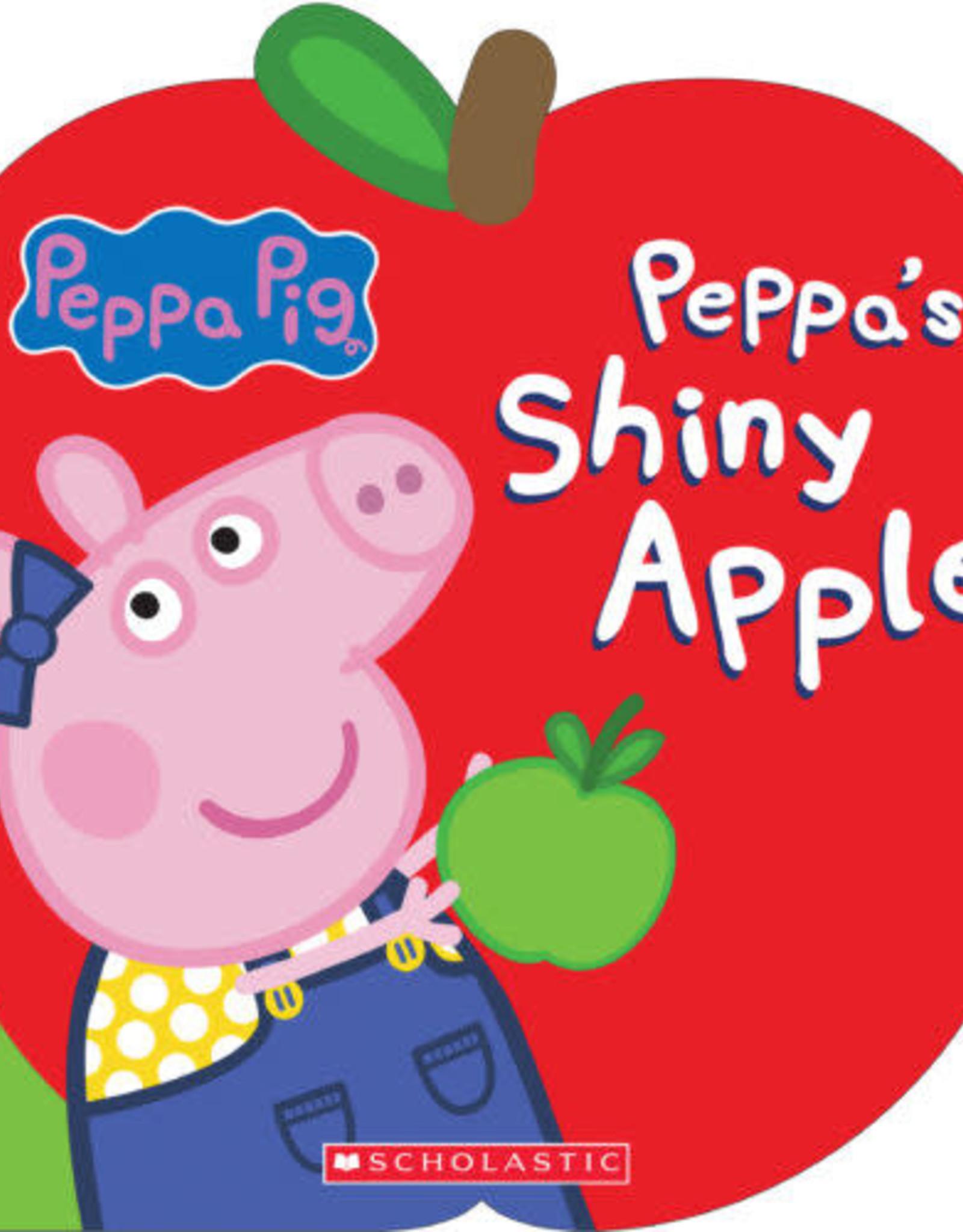 Scholastic Peppa's Shiny Apple