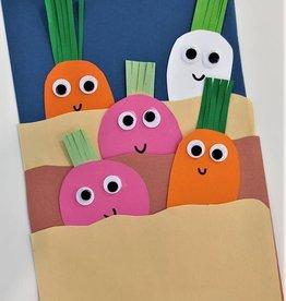 DIY Craft Kit - Vegetable Garden