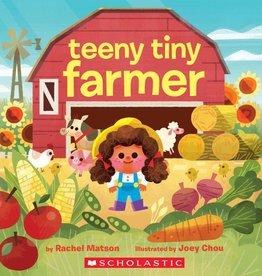 Scholastic Teeny Tiny Farmer