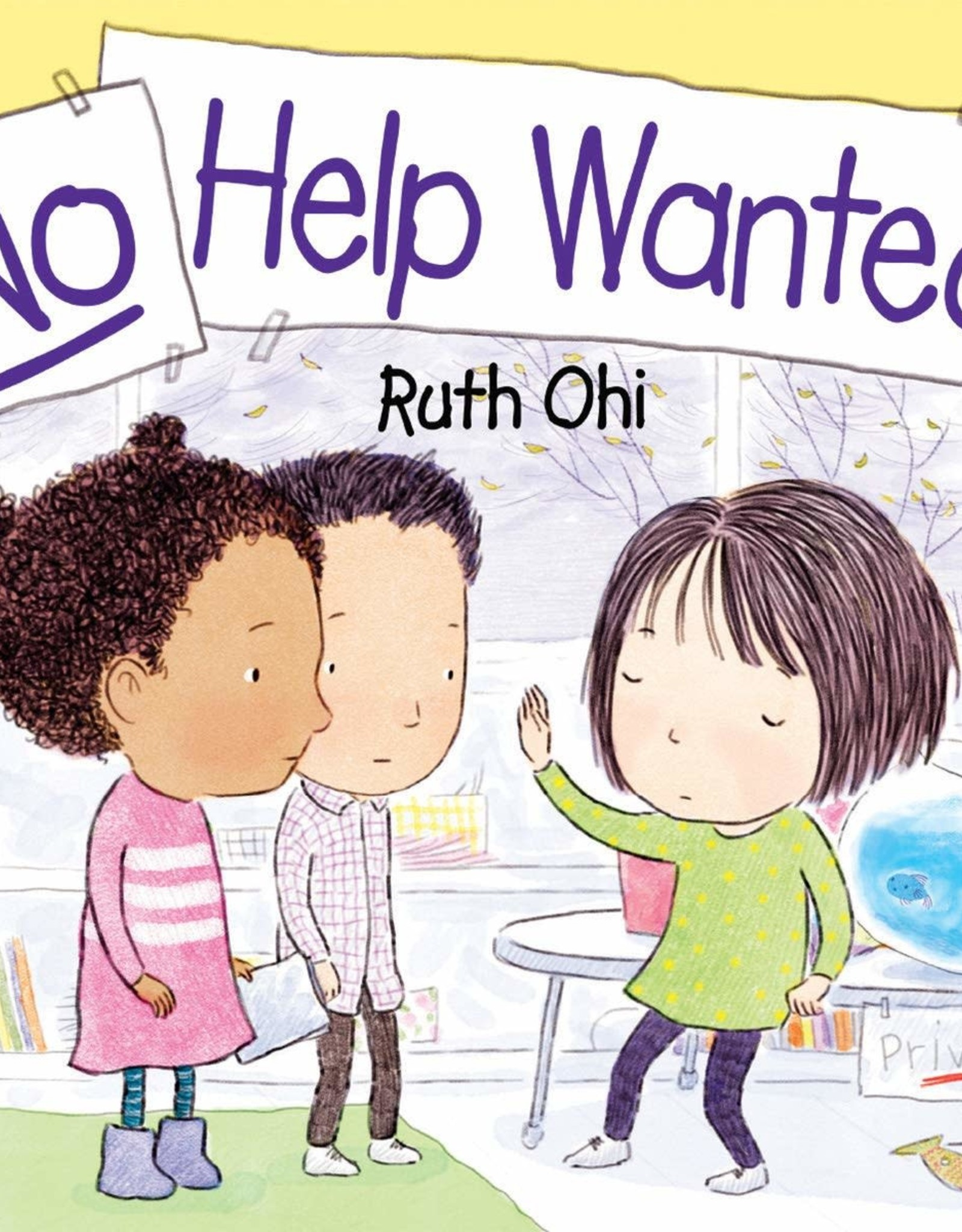 Scholastic No Help Wanted!