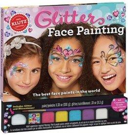 Klutz Klutz Glitter Face Painting