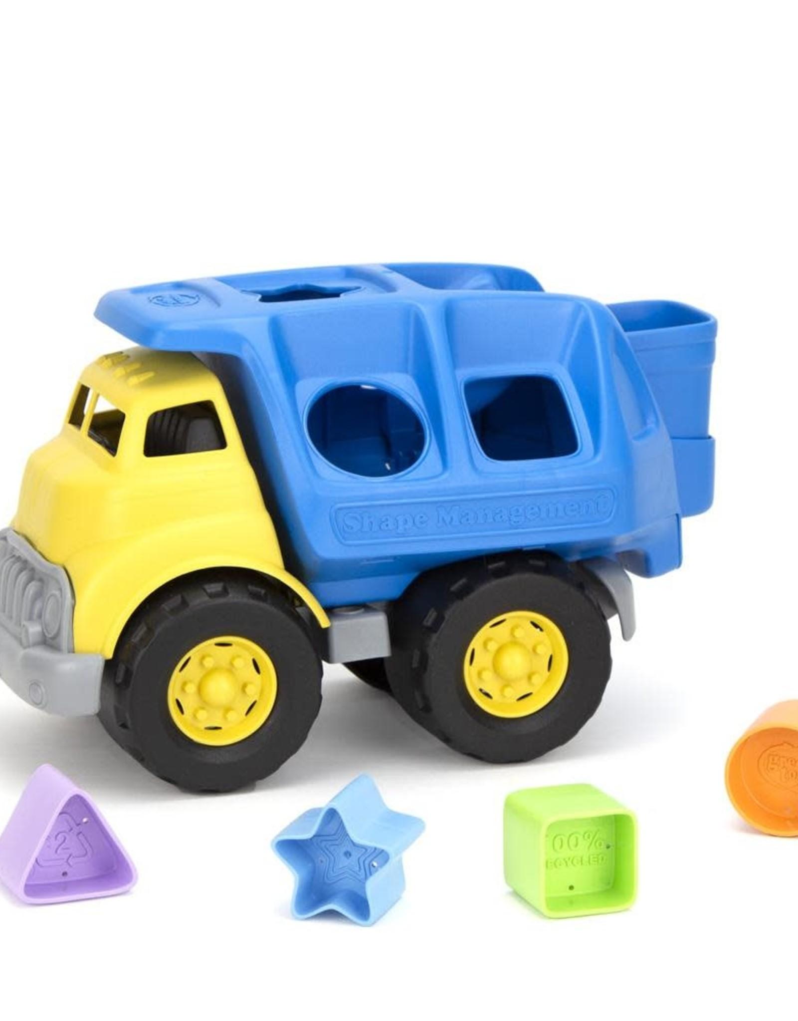 Green Toys Green Toys Shape Sorter Dump Truck