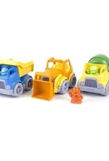 Green Toys Green Toys Construction Trucks 3 Pack
