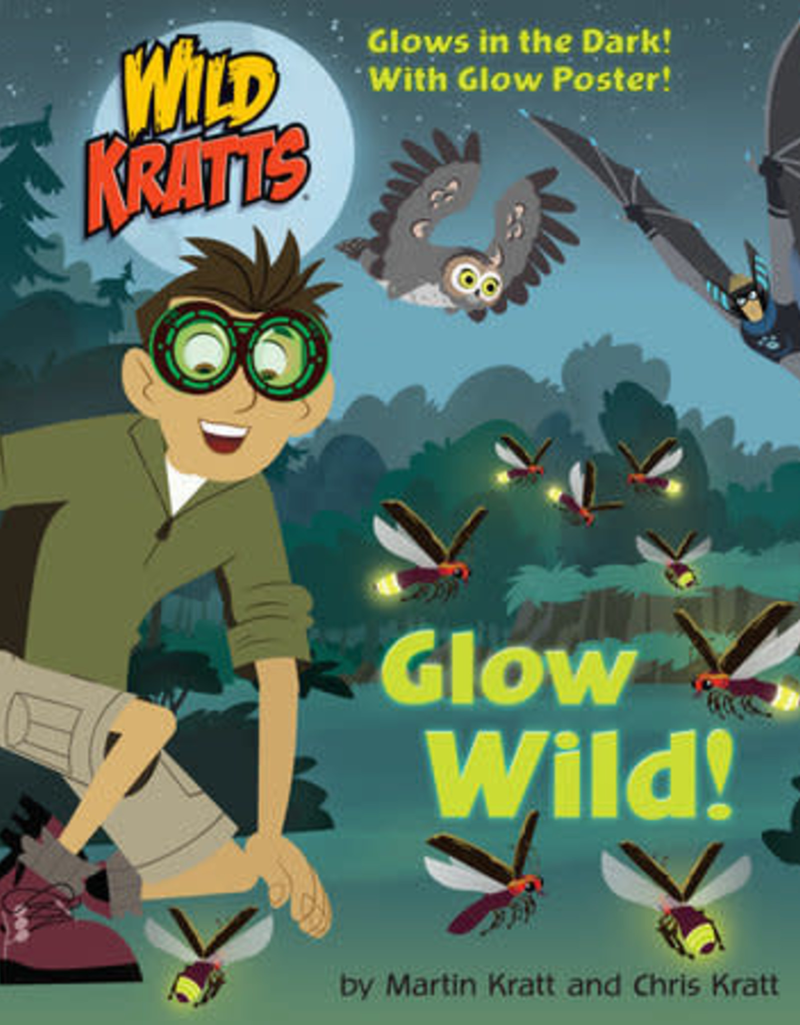 Glow Wild (Wild Kratts)