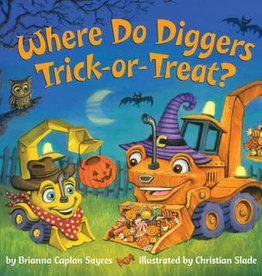 Where Do Diggers Trick or Treat?