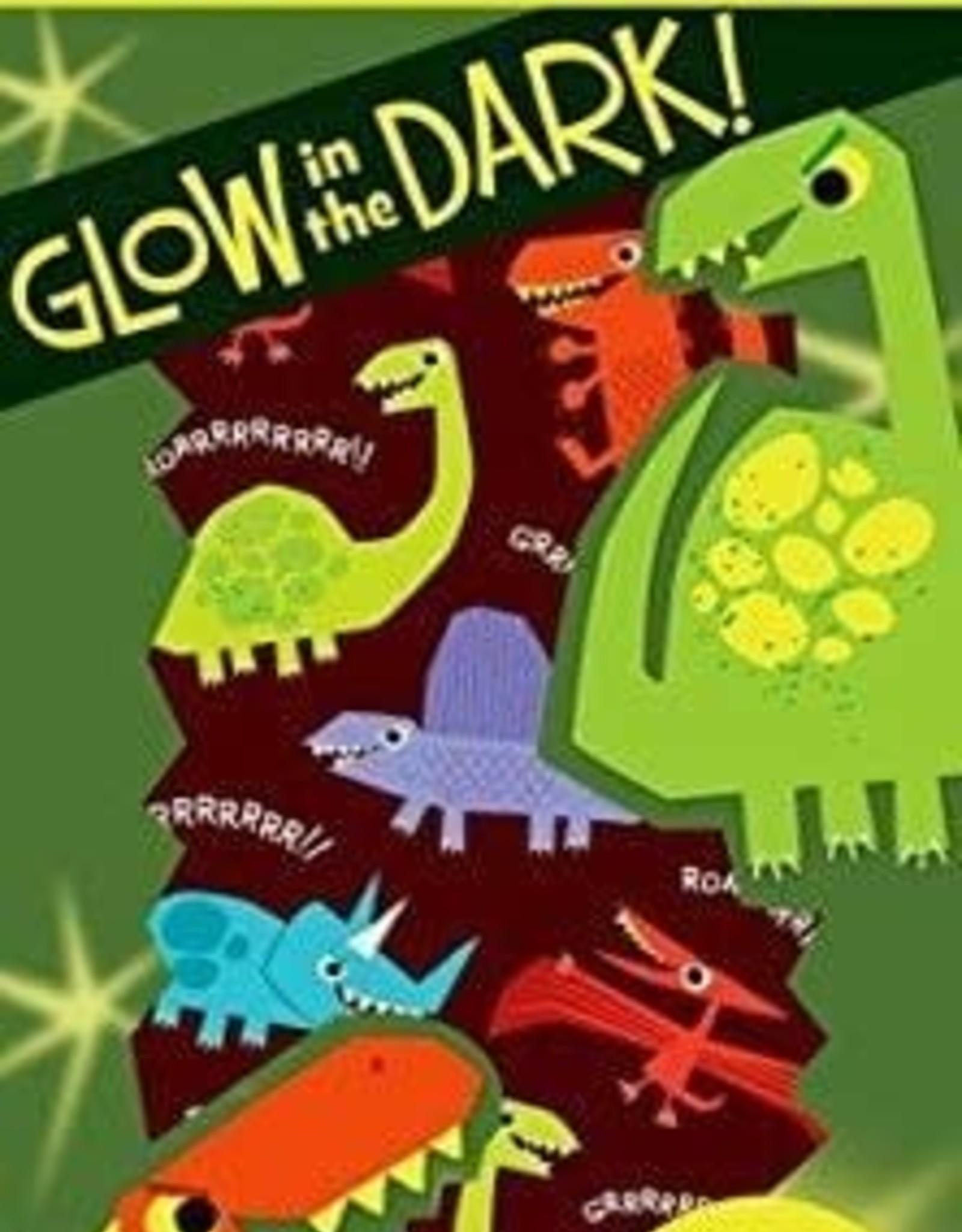 Peaceable Kingdom Glow in the Dark Dinosaur Stickers