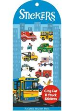 Peaceable Kingdom City Car & Truck Stickers