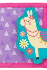 Stephen Joseph Kids Wallet - Llama