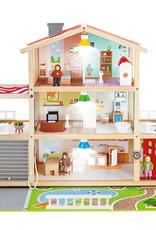 Hape Toys Hape Doll Family Mansion Doll House