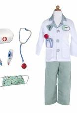 Great Pretenders Great Pretenders Doctor Role Play Costume