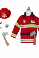 Great Pretenders Great Pretenders Firefighter Role Play Costume