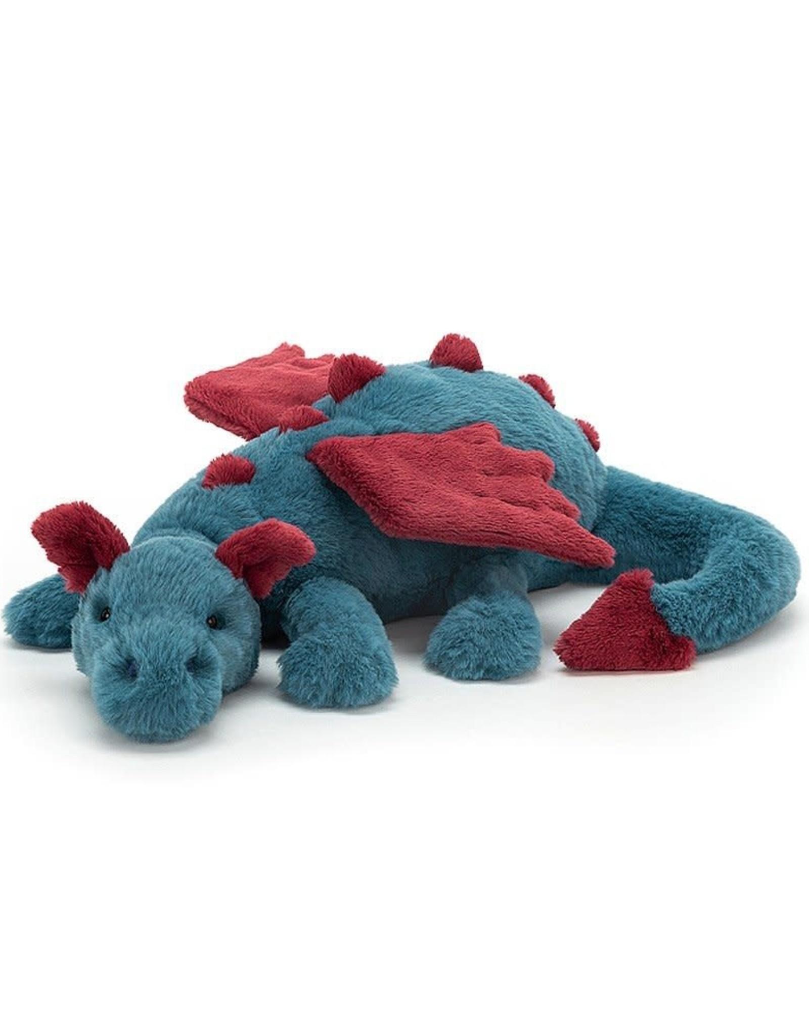 Jellycat Dexter Dragon, Medium