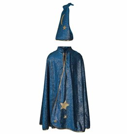 Great Pretenders Starry Night Cape with Hat