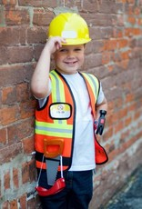 Great Pretenders Great Pretenders Construction Worker Role Play Costume