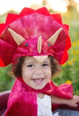 Great Pretenders Baby Triceratops Cape