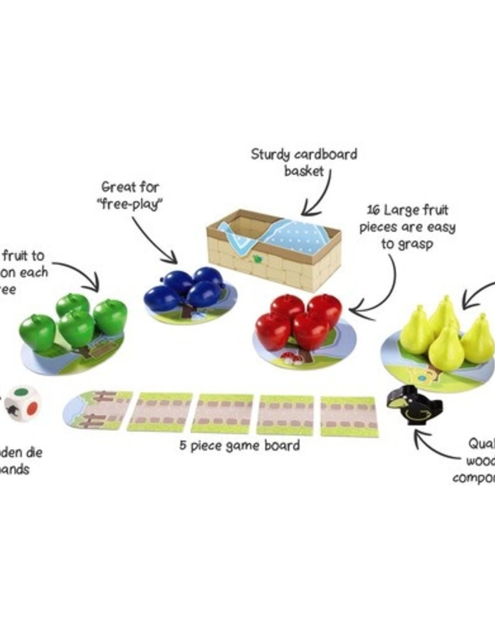 Haba My Very First Games First Orchard