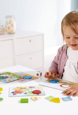Haba My Very First Games Teddy's Colors and Shapes