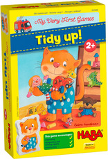 Haba My Very First Games - Tidy Up Game