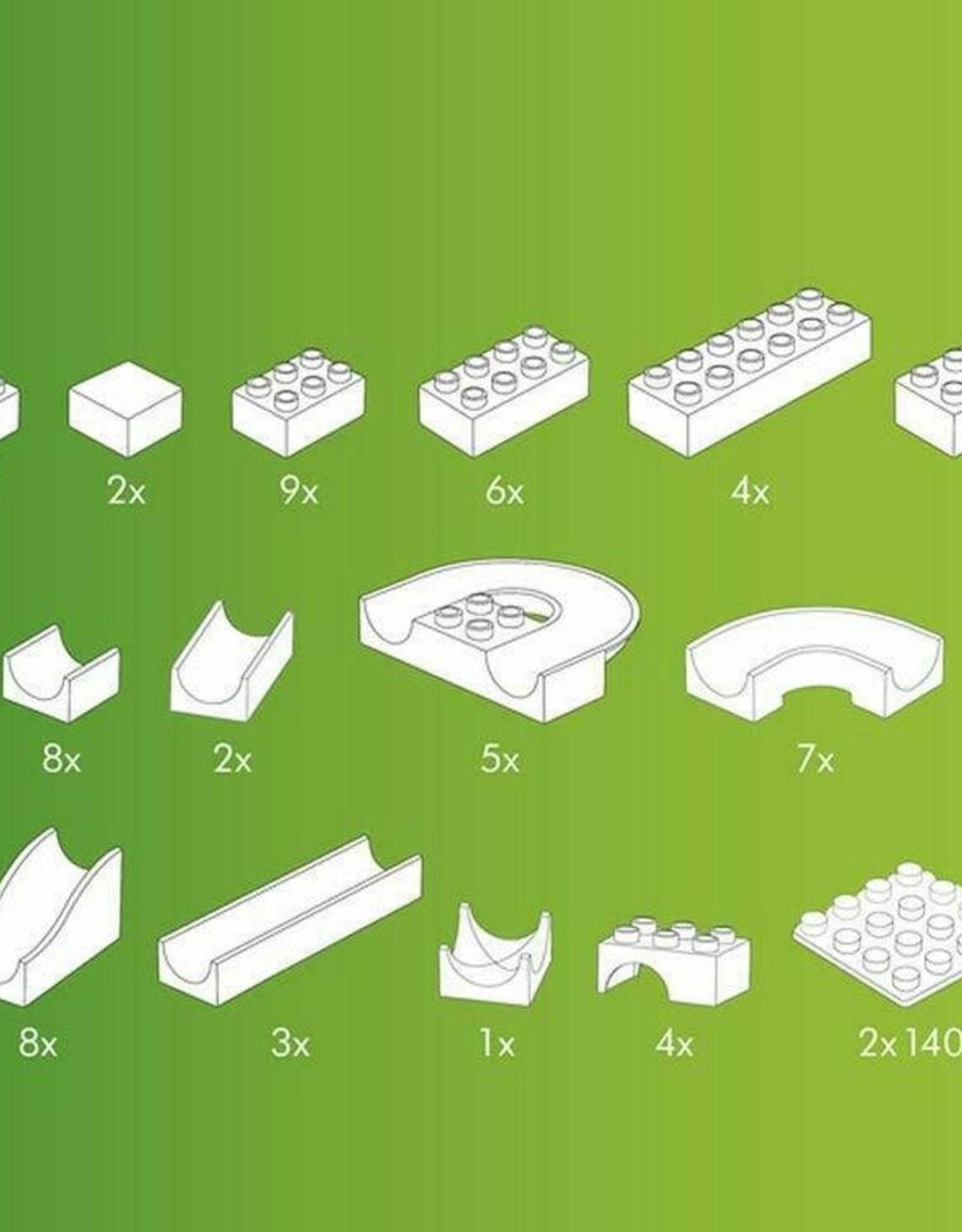 Haba Hubelino Basic Building Box (123 pcs)