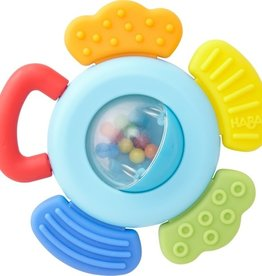 Haba Blossom Rattle & Teething Toy