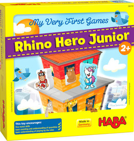 Haba My Very First Game Rhino Hero Jr