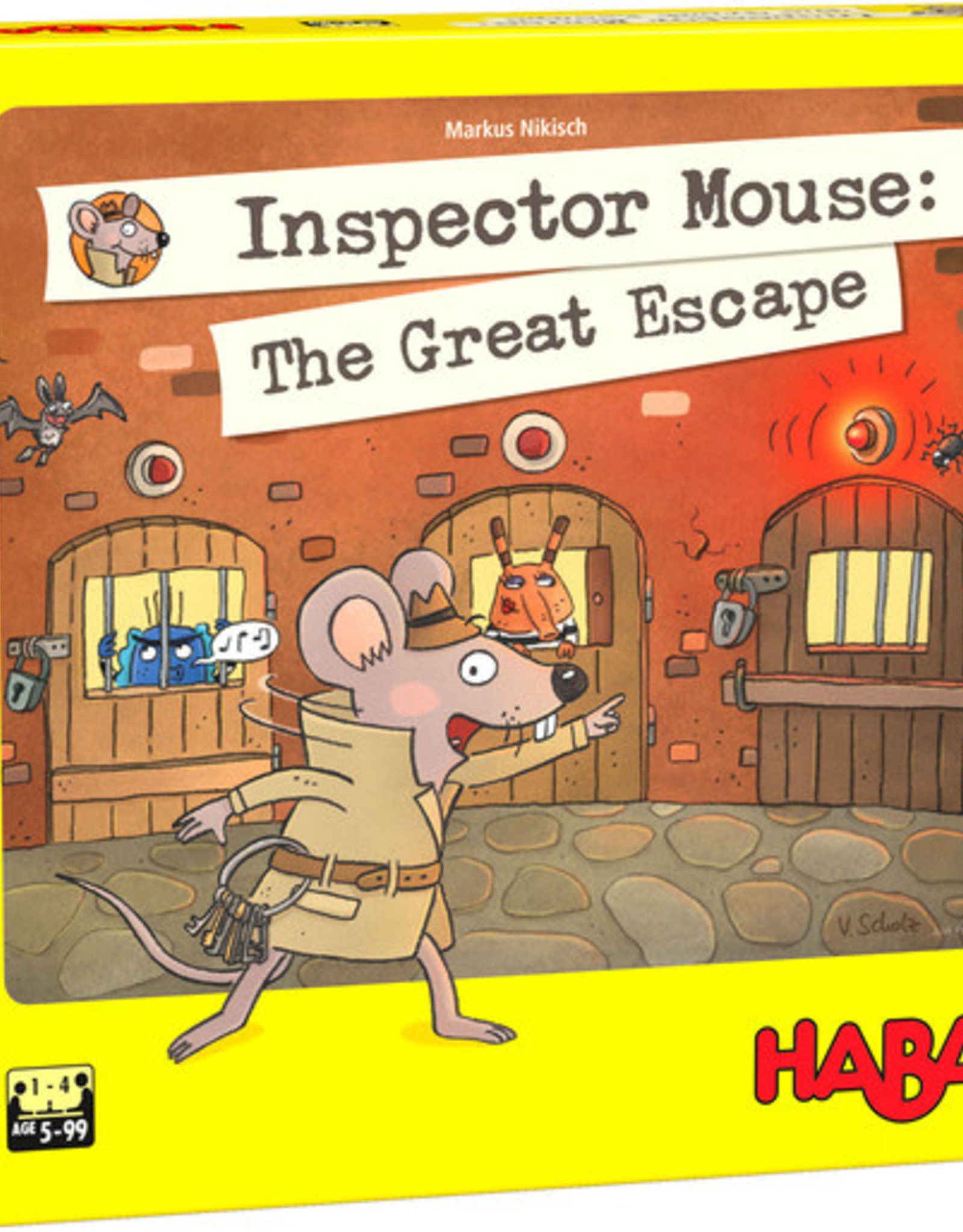 Haba Inspector Mouse The Great Escape
