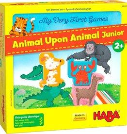 Haba My Very First Game - Animal Upon Animal Jr
