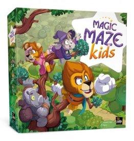 Sit Down! Magic Maze Kids