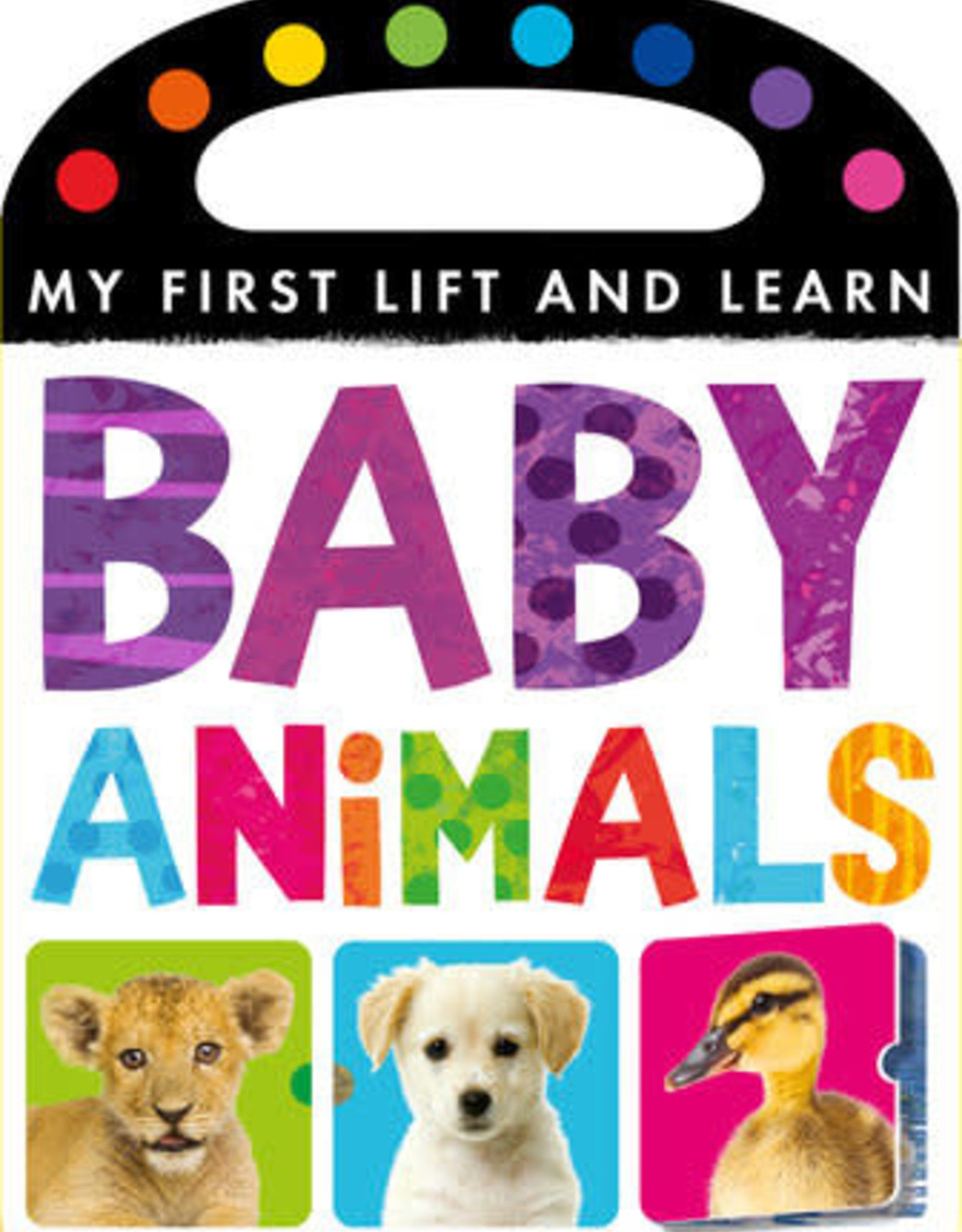 Penguin Random House My First Lift and Learn - Baby Animals