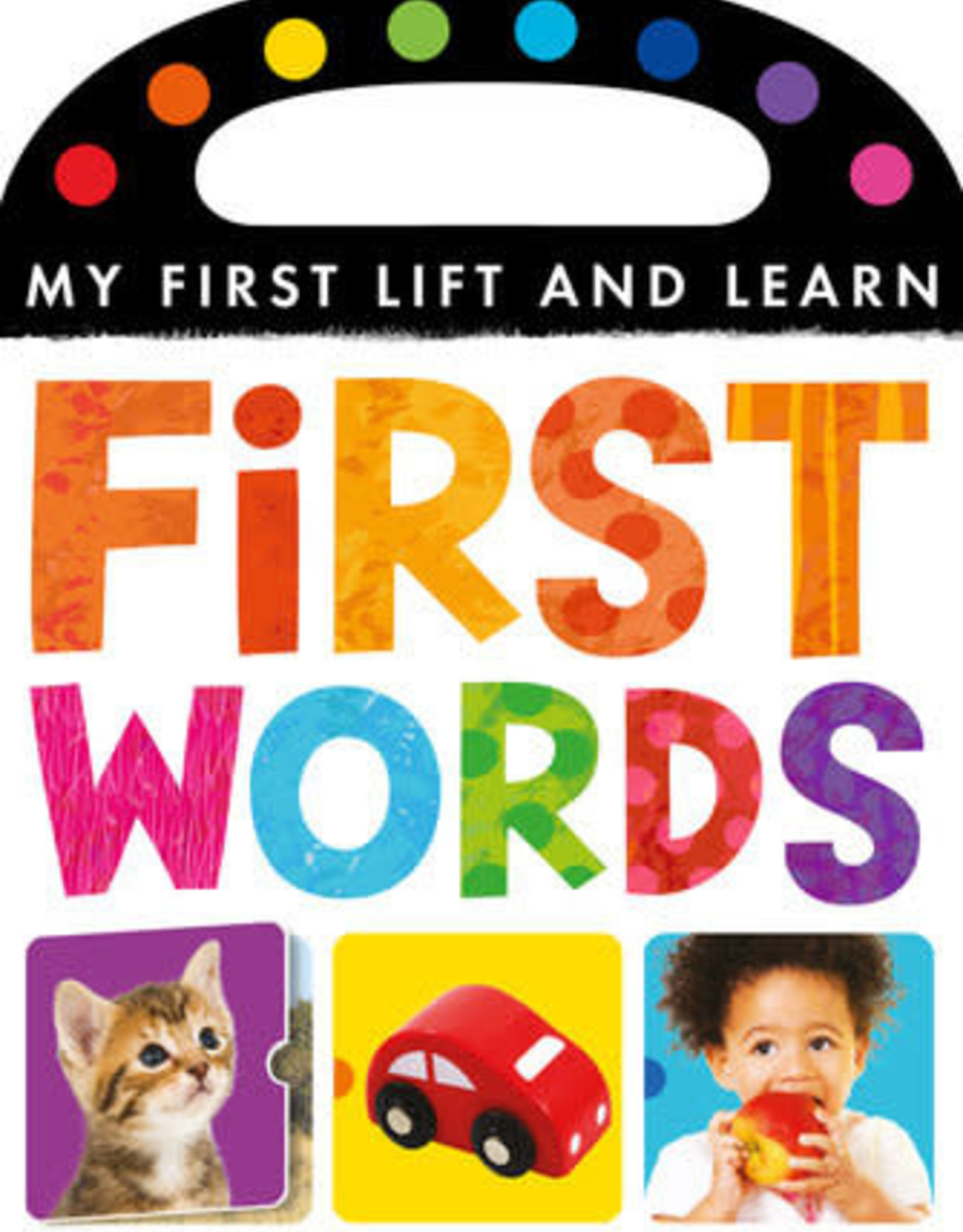 Penguin Random House My First Lift and Learn - First Words