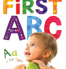 Penguin Random House My First Touch and Trace - First ABC