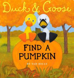 Penguin Random House Duck & Goose Find a Pumpkin
