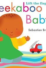 Penguin Random House Lift the Flaps - Peekaboo Baby