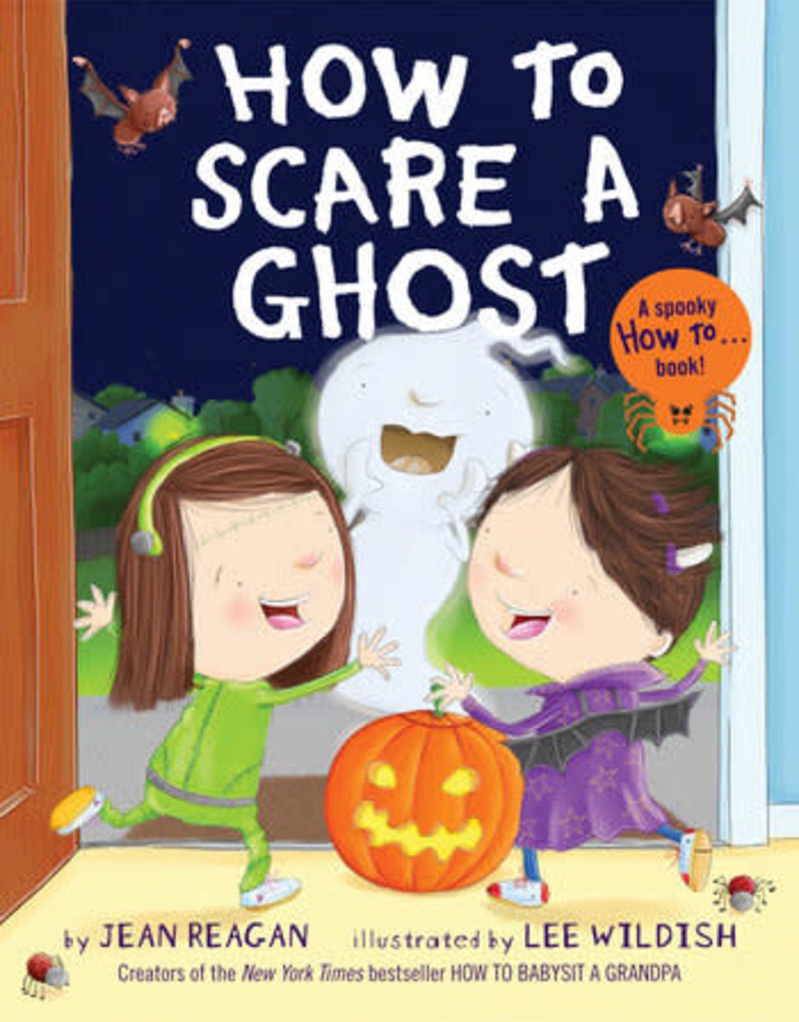 Penguin Random House How to Scare a Ghost