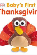 Penguin Random House Baby Touch and Feel Thanksgiving
