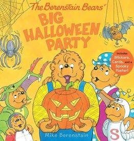 HarperCollins The Berenstain Bears' Big Halloween Party