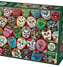 Cobble Hill Puzzles Sugar Skull Cookies 1,000 pc Puzle