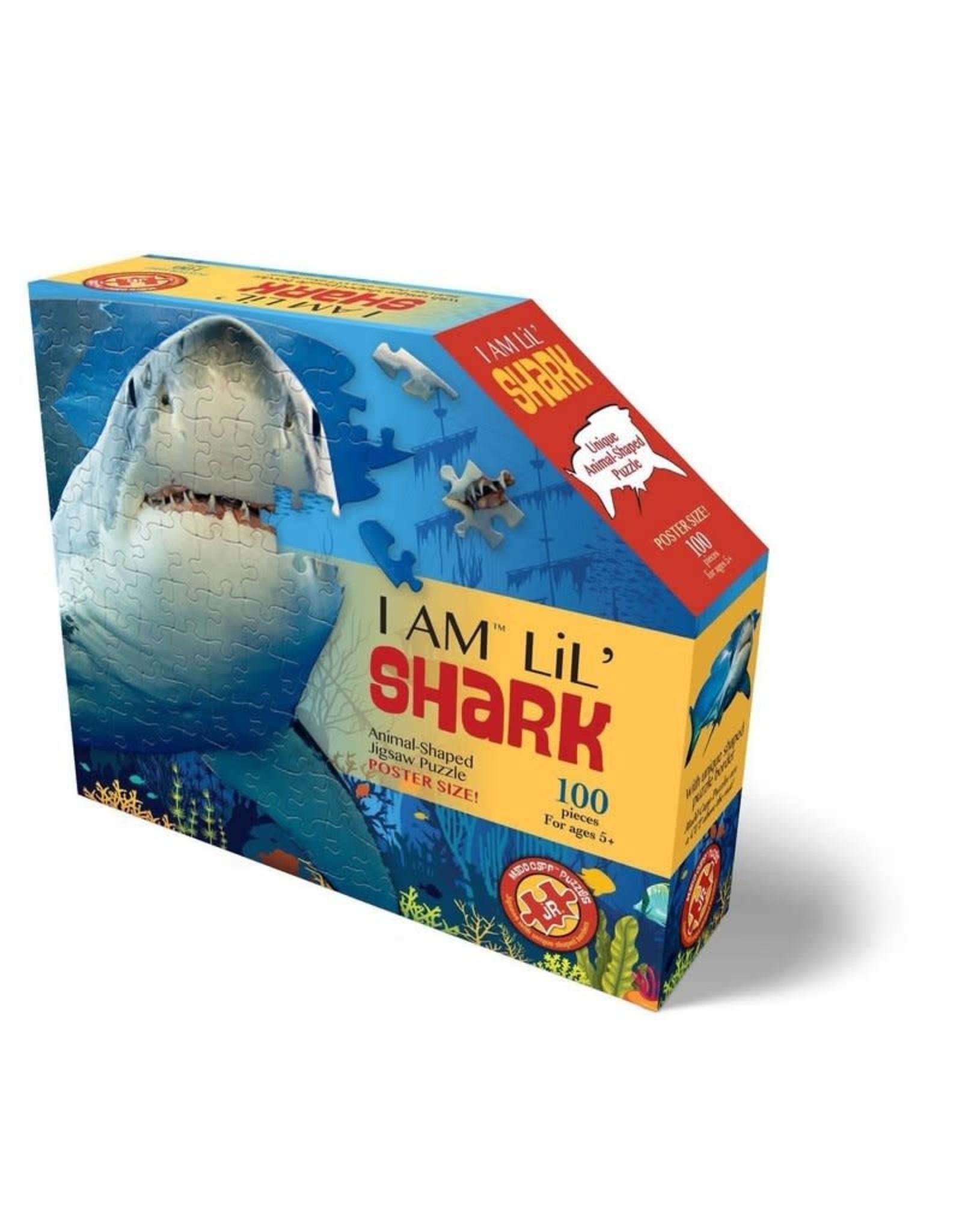 Madd Capp I Am A Lil' Shark 100 Piece Puzzle