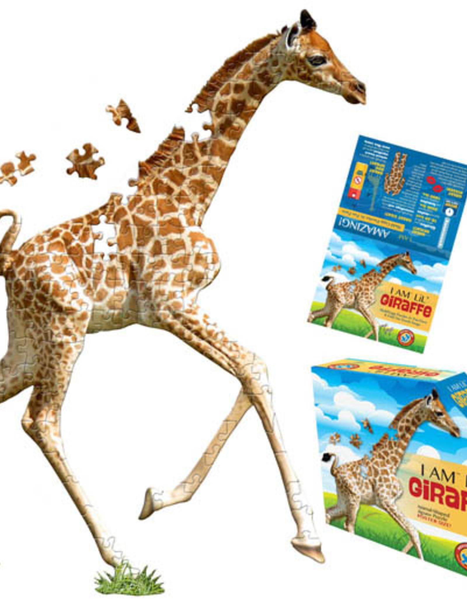Madd Capp I Am A Lil' Giraffe 100 pc Puzzle