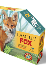 Madd Capp I Am A Lil' Fox 100 Piece Puzzle