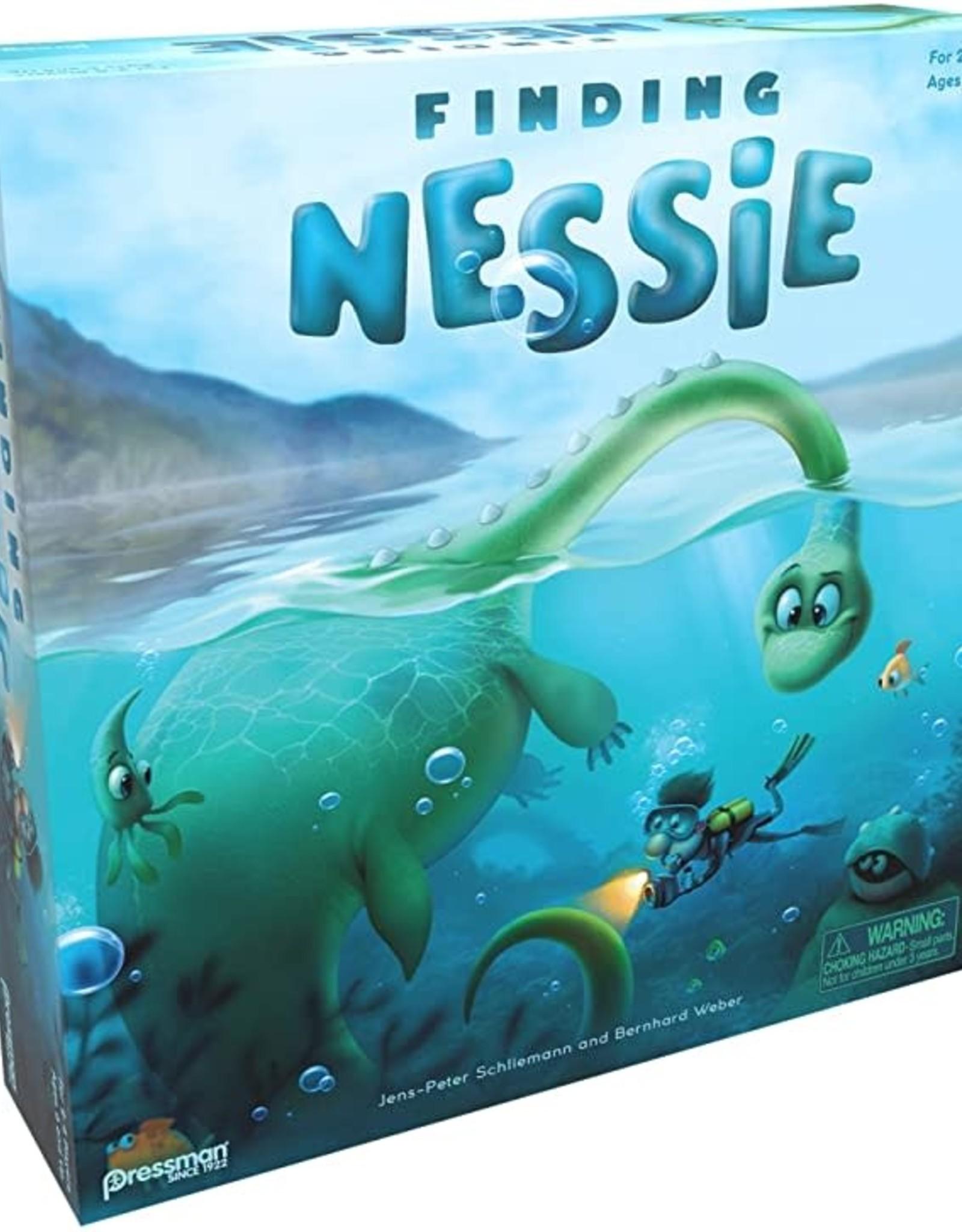 Pressman Toys Finding Nessie