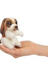 Folkmanis Mini Dog Finger Puppet