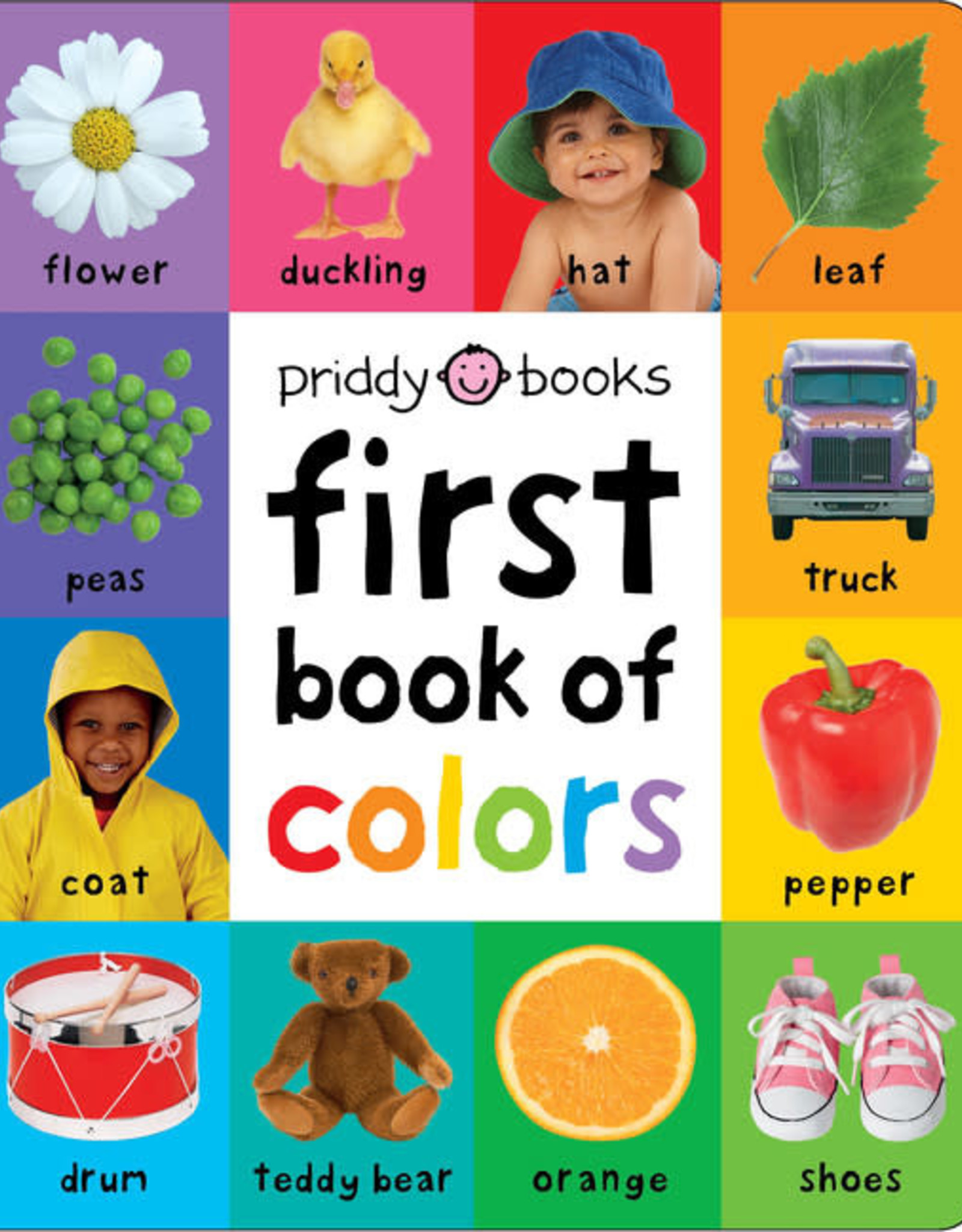 Priddy Books First Book of Colors