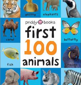 Priddy Books First 100 Animals